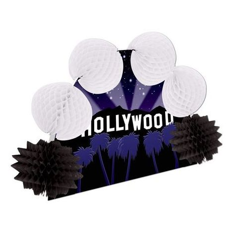 Hollywood Pop-Over Centerpiec