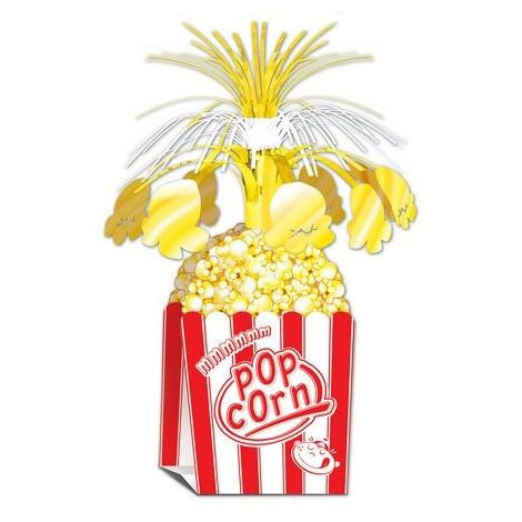 Popcorn Centerpiece