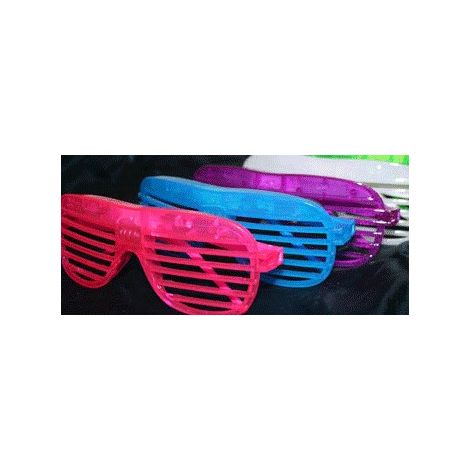 Party multicolor LED glasses
