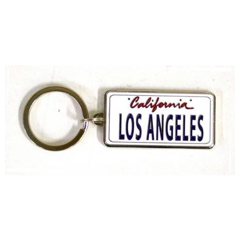 California Los Angeles Keychain