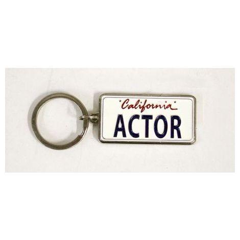Actor Keychain