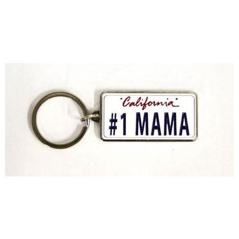 #1 MAMA Keychain