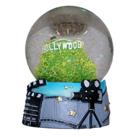 Hollywood Sign Snow Globe