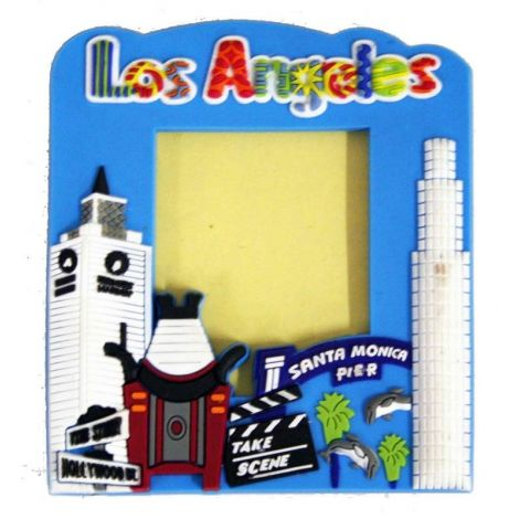 Los Angeles Vertical Picture Frame