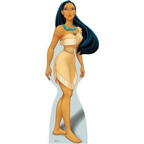 Disney Princesses Pocahontas Cardboard Cutout  #773