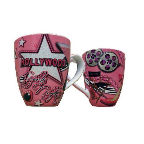 Hollywood Girls Night Out Coffee Mug