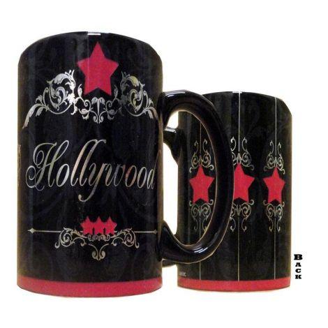 Hollywood Classic Tall Latte Mug