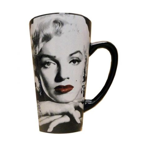 Marilyn Monroe Tall Latte Mug