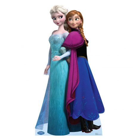 Elsa and Anna Disneys Frozen #1575