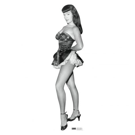 Bettie Page Fish Net Nylons *1608