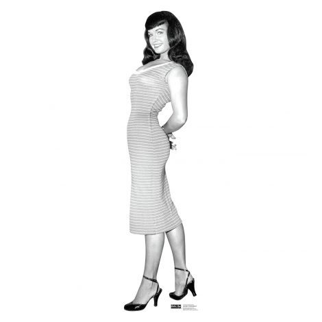 Bettie Page Striped Dress *1610