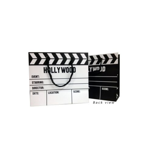 Mini Hollywood Clapboard Paper bags
