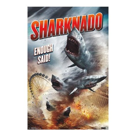 Sharknado Sequel Poster
