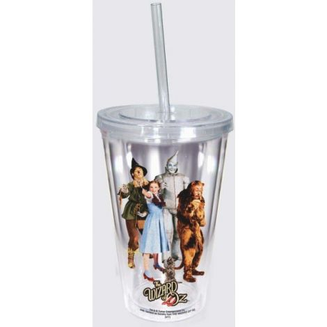 Wizard of Oz Insulated plastic Cup