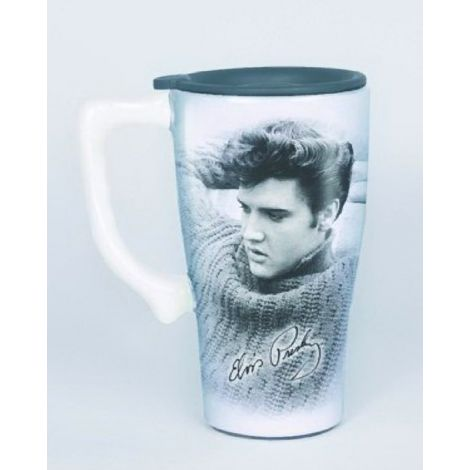 Elvis the Legend Travel Mug