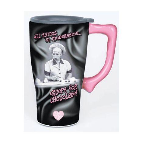 I love Lucy Moderation Travel Mug