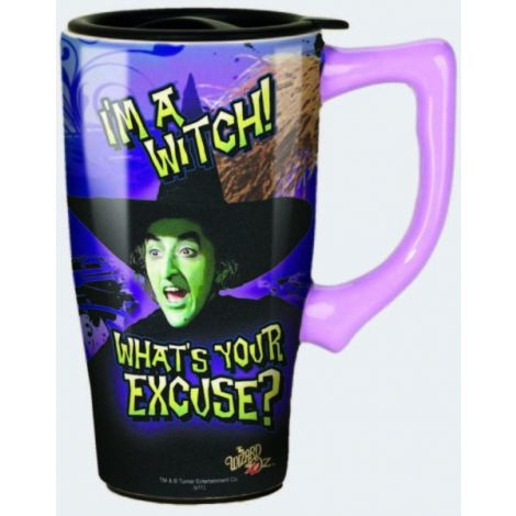 Wizard Of Oz I'M A Witch Travel Mug