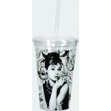 Audrey Hepburn Tumbler
