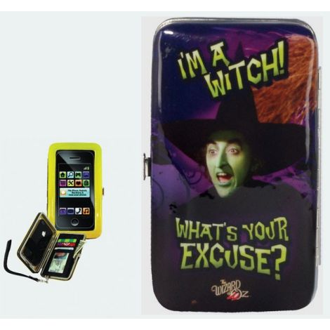 I'M A Witch PhonePhone Wristlet