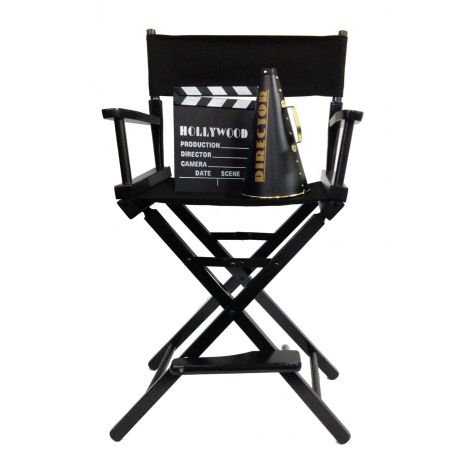 The essential Directors Chair set (low)