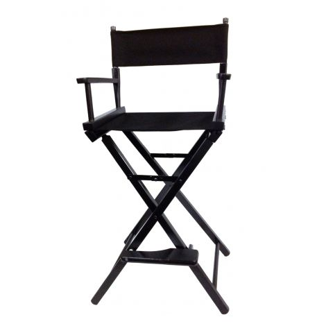 Black Directors Chair (high)