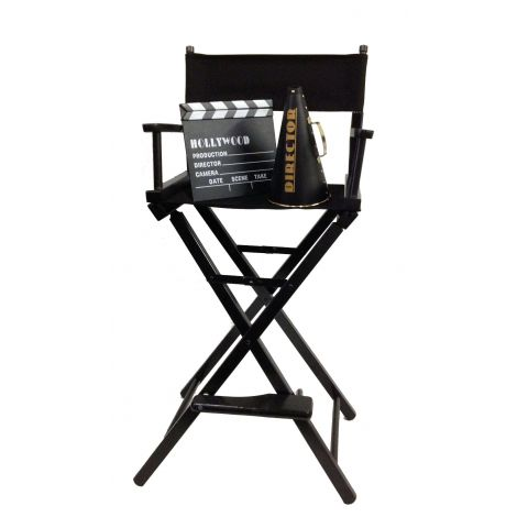 The essential Directors Chair set (tall)