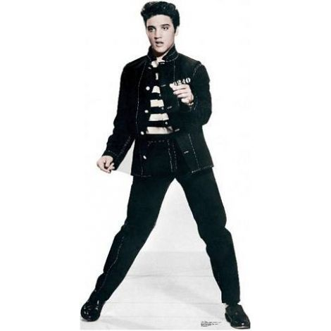 Elvis Presley Jailhouse Rock, Lifesize cardboard cutout #840