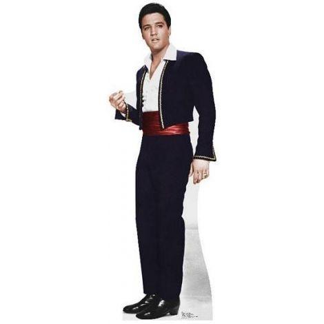 Elvis Presley Lifesize cardboard cutout #841