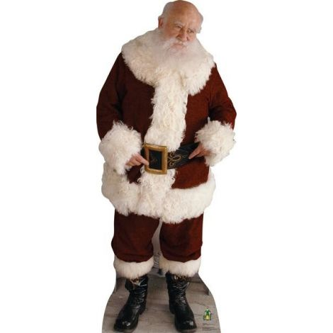 Santa Elf Movie Cutout *1721