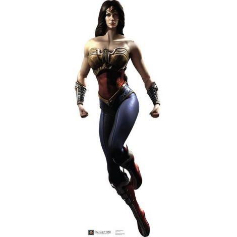 Wonder Woman Injustice Gods Among Us Cardboard Cutout #1683