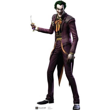 The Joker Injustice Gods Among Us Cardboard Cutout #1684