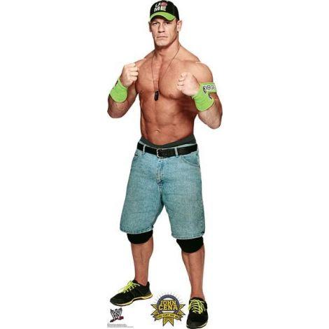 John Cena WWE Cardboard cutout *1687