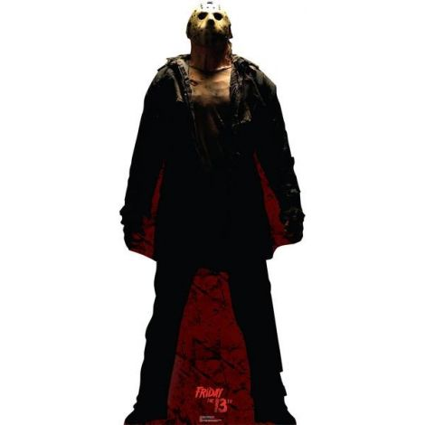 Jason Dark Friday the 13th Cardboard cutout #1724