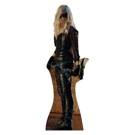 Sara Lance Black Canary From Arrow Cardboard cutout #1705