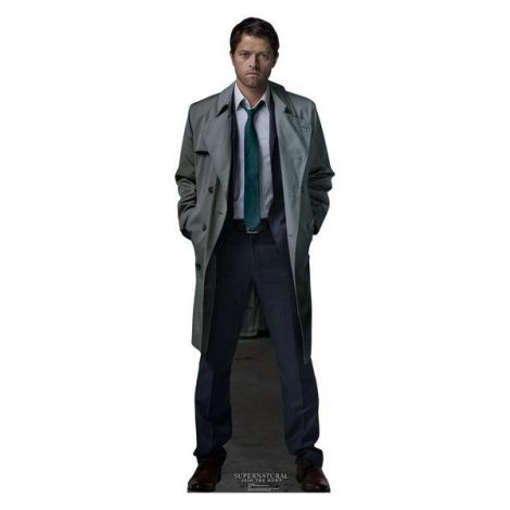 Castiel From Supernatural Cardboard cutout #1676