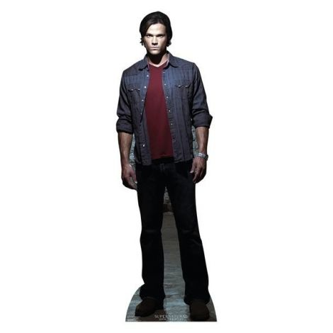 Sam Winchester From Supernatural Cardboard cutout #1674