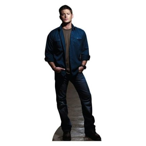 Dean Winchester From Supernatural Cardboard cutout #1673