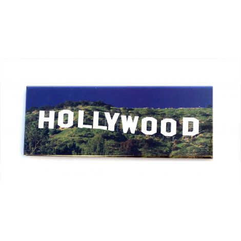 The famous Hollywood Sign Magnet