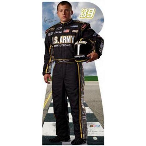 NASCAR Ryan Newman Cardboard cutout