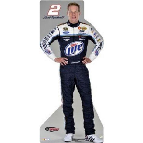 NASCAR Brad Keselowski Cardboard cutout