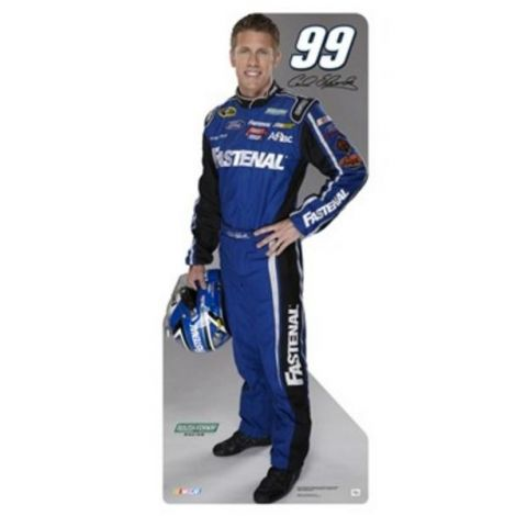 NASCAR Carl Edwards Cardboard cutout