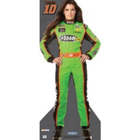 NASCAR Danica Patrick Cardboard cutout