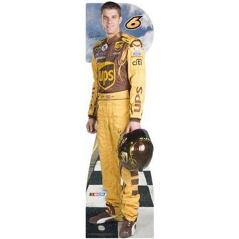 NASCAR David Ragan Cardboard cutout