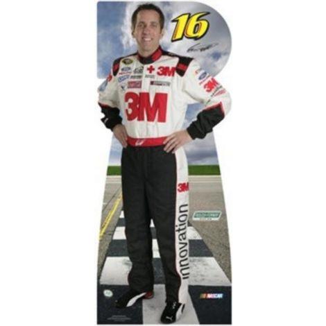 NASCAR Greg Biffle Cardboard cutout
