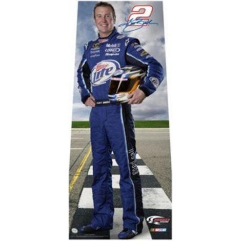 NASCAR Kurt Busch Cardboard cutout