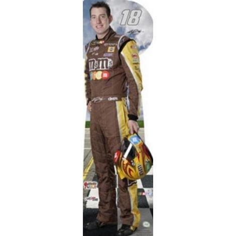 NASCAR Kyle Busch Cardboard cutout