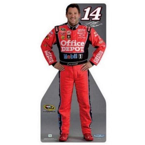 NASCAR Tony Stewart Cardboard cutout