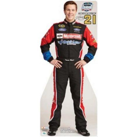 NASCAR Travor Bayne Cardboard cutout