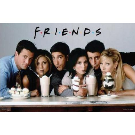 'Friends the TV Show'  Poster