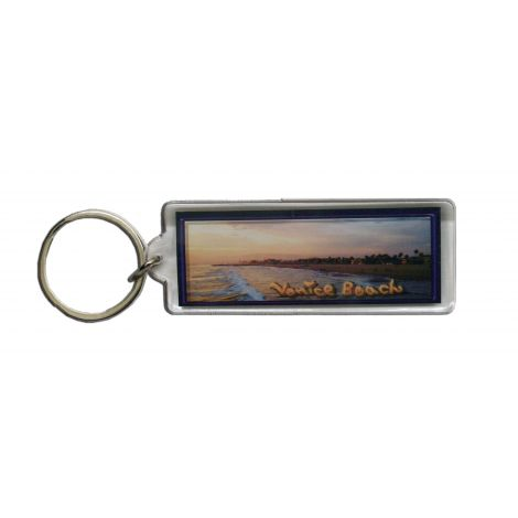 Venice Beach Key Chain